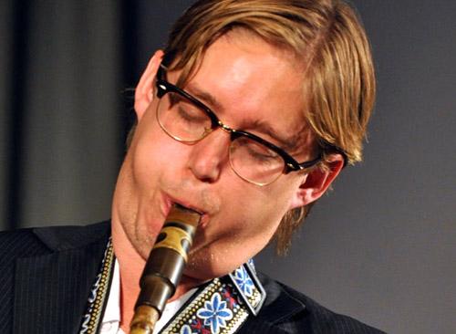 Fredrik Lindborg. Foto: Gunnar Holmberg/DIG Jazz© - FredrikLindborg500